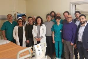 """Il """"de Bellis"""" sarà il primo centro per studi clinici di fase 1"""