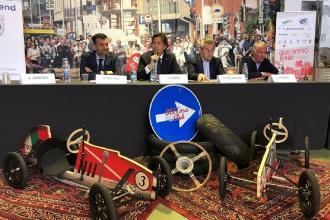 Il Gran Premio di Bari passa da moda e beneficenza in nome dello sport