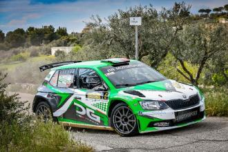 Tutto salentino il podio del 26° Rally Città di Casarano