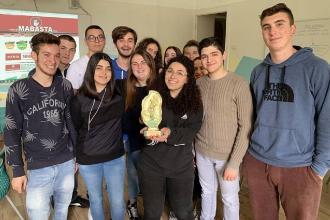 Per il Modello e il Movimento Mabasta premio al Galilei-Costa