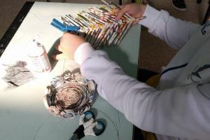 Legambiente ha avviato laboratori artistici con Scuola Corsara