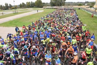 Nel Parco del litorale la Marathon del Salento di mountain bike