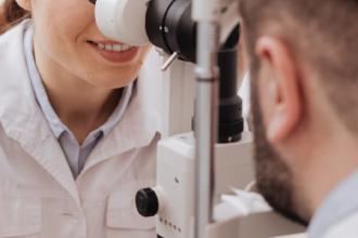 Screening gratuiti per la sindrome dell'occhio secco