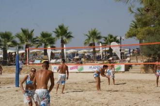Open day e Torneo nazionale di beach volley sulla spiaggia di San Vito