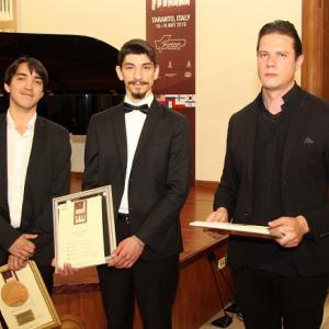 E' francese il vincitore dell'International Piano Competition