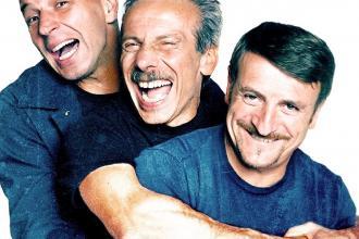 Il trio Aldo, Giovanni e Giacomo arrivano in Puglia per un nuovo film