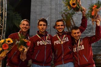 Tre vittorie ai Campionati Italiani assoluti di scherma per i foggiani