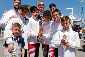 Alla Parata nazionale della Bandiera U18, i lucerini vincono 5 premi