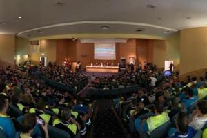 In 1.500 per il raduno dei volontari della Protezione civile