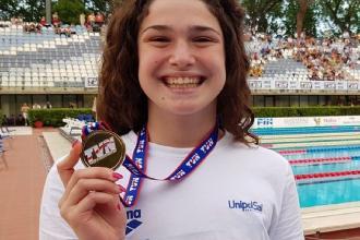 La promettente Pilato parteciperà ai mondiali di nuoto in Corea