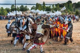 La città dei due mari pronta per la battaglia tra Normanni e Bizantini