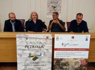 """Parte da qui l'iniziativa """"La via Petrina"""""""