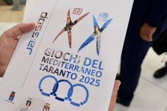 I Giochi del Mediterraneo tornano in Puglia dopo quelli del 1997