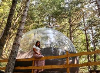 Un press tour tra i Monti Dauni con notti nelle bubble room