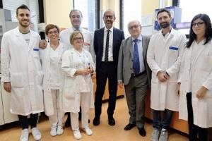 Nuovo centro trasfusionale all'Ospedale della Murgia