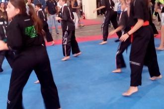 Giornata dedicata alle arti marziali e studio della difesa personale
