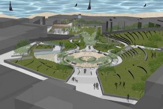 Approvato il progetto per il parco a Torre a Mare
