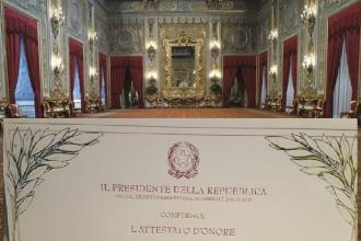 Quattro neodiplomati pugliesi nominati Alfieri della Repubblica