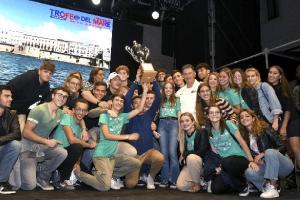 Il Trofeo del Mare vinto dalla città sotto vari aspetti