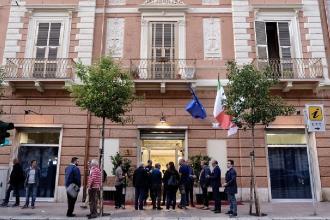 Inaugurata la sede della Presidenza della Regione, aperta a tutti