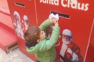 Con grande anticipo è in arrivo Babbo Natale dal mare