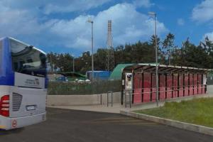 Partono i lavori di riqualificazioni delle fermate dei bus delle Fse