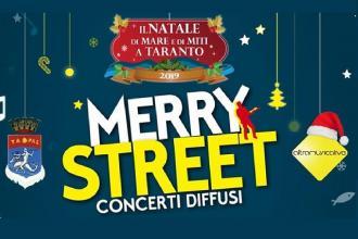 Concerti gratis itineranti in chiave rock con Merry Street