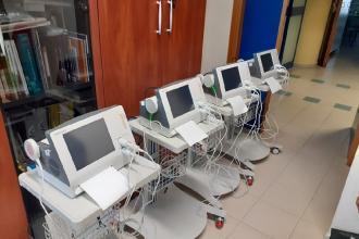 L'Asl Bt ha dotato tre ospedali di 15 nuovi cardiotocografi