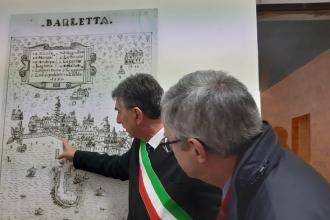 Una sede dell'Isime nel castello di Barletta