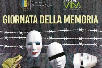 Uno spettacolo teatrale per ricordare la Shoah e le vittime gravinesi
