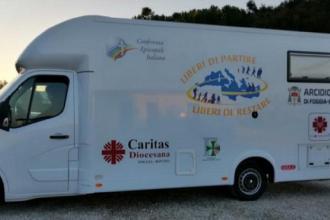 Una clinica mobile per raggiungere i senzatetto