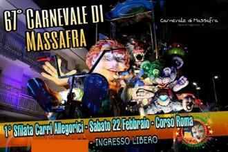Colori e allegria al Carnevale a Massafra, Martina Franca e Taranto