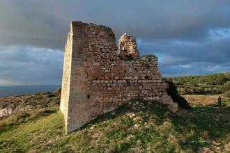 Torre Uluzzo sarà consolidata con fondi della Regione