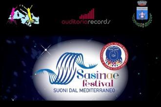 Nasce 'Sasinae Festival' manifestazione di suoni del Mediterraneo