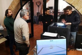 Il FabLab si presenta al pubblico per il futuro di progetti in 3D