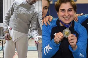 Due schermidori foggiani alle Olimpiadi 2020