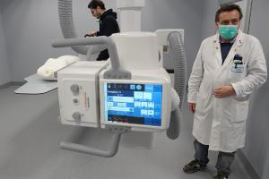 Il Policlinico ha una nuova Radiologia d'urgenza