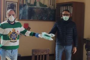 In Puglia doni di mascherine dalla Cina e da aziende pugliesi