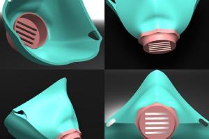 FabLab disponibile a trasformare le maschere da snorkeling