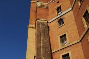 Il Palazzo del Governo sarà restaurato
