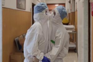 Due infermieri pugliesi partecipano al contest