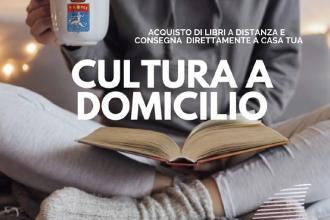 Tre contest e libri a domicilio per restare a casa con la cultura