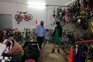 Corsi di bici per disabili con l'Accademia della bici