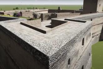 La storia e la bellezza del Castello di Copertino in un video
