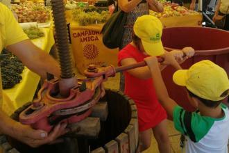 Coldiretti propone centri estivi per bambini nelle fattorie