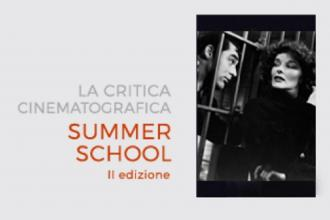 Sarà on line la summer school sulla critica cinematografica