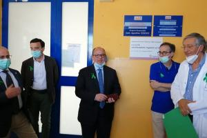 Inaugurato l'Uosvd Coordinamento Trapianti dell'Asl Bt