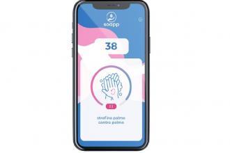 Un'app ci dice quando è necessario lavare le mani