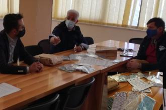 Intesa tra Comune e associazioni di Ginosa per realizzare mascherine d