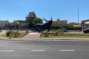 La città di Nardò darà il benvenuto con l'opera Taurus Lucis
